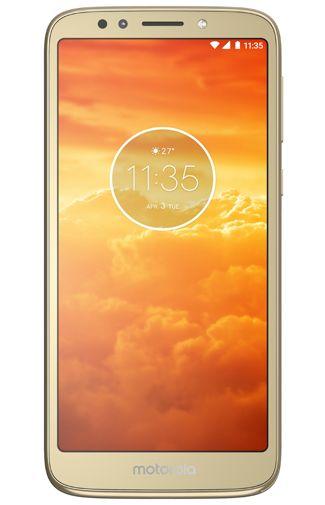 Productafbeelding van de Motorola Moto E5 Play Gold
