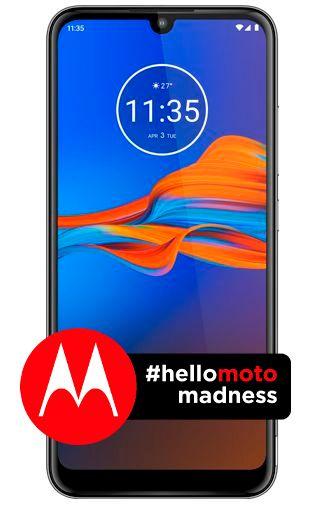 Productafbeelding van de Motorola Moto E6 Plus