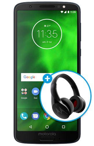 Productafbeelding Motorola Moto G6