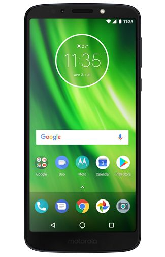 Productafbeelding Motorola Moto G6 Play Blue