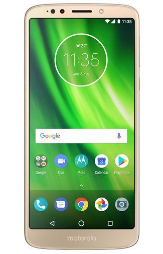 Motorola Moto G6 Play Gold