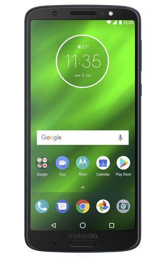 Productafbeelding van de Motorola Moto G6 Plus