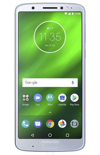 Productafbeelding Motorola Moto G6 Plus Silver