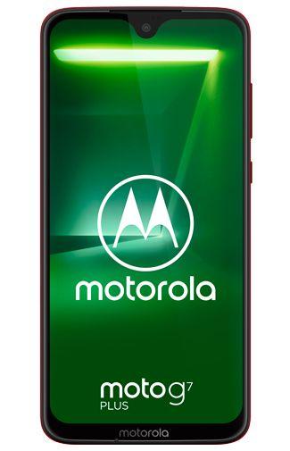 Motorola Moto G7 Plus Red