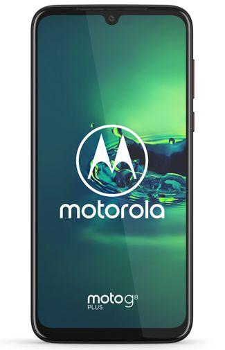 Productafbeelding van de Motorola Moto G8 Plus Pink