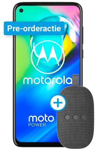 Productafbeelding van de Motorola Moto G8 Power