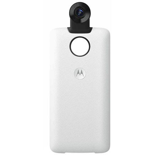 Productafbeelding van de Motorola Moto Mods 360 Camera White