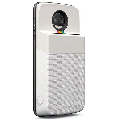Productafbeelding van de Motorola Moto Mods Polaroid Insta-Share Printer White