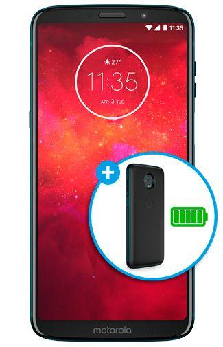 Productafbeelding van de Motorola Moto Z3 Play