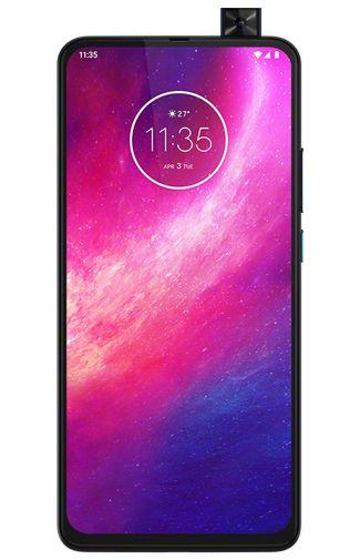 Productafbeelding van de Motorola One Hyper Blue