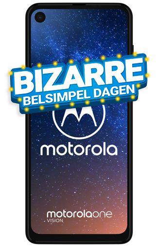 Productafbeelding van de Motorola One Vision