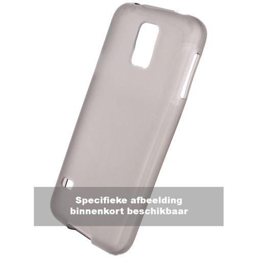 Motorola Silicone Back Cover Grey Moto G5s Plus