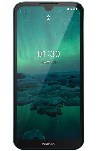Productafbeelding van de Nokia 1.3 Blue