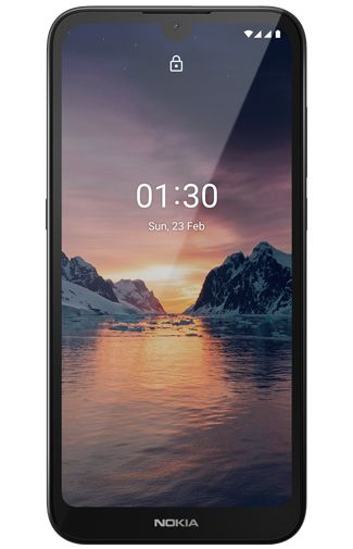 Productafbeelding van de Nokia 1.3 Black