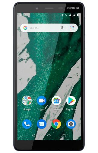 Productafbeelding van de Nokia 1 Plus Blue