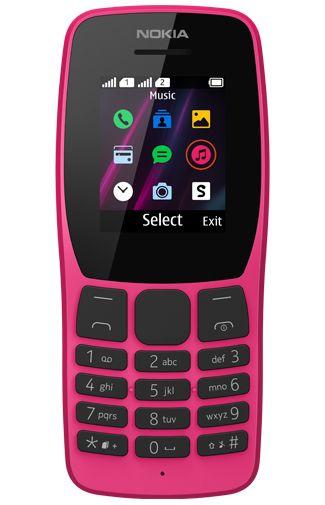 Productafbeelding van de Nokia 110 Pink