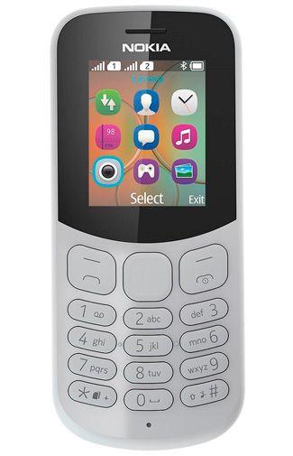 Productafbeelding van de Nokia 130 (2017) Grey