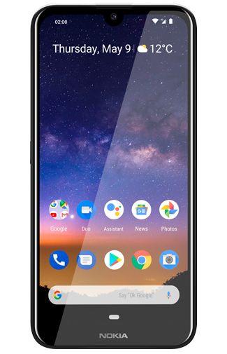 Productafbeelding van de Nokia 2.2 Black