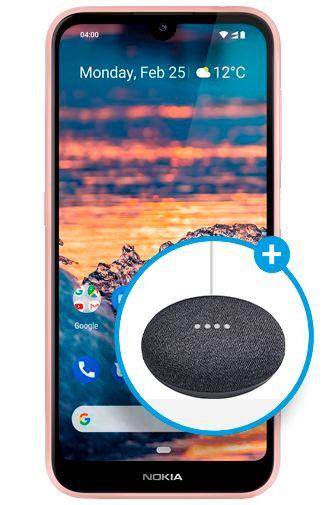 Productafbeelding van de Nokia 4.2 Pink