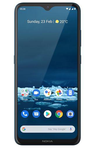 Productafbeelding van de Nokia 5.3 Blue