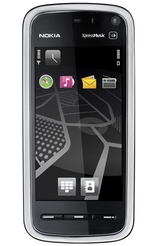 Nokia 5800 Navigation Edition Black