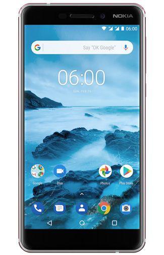 Productafbeelding van de Nokia 6.1 32GB White