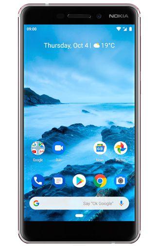 Nokia 6.1 Dual Sim 32GB White