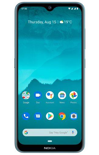 Productafbeelding van de Nokia 6.2 Silver
