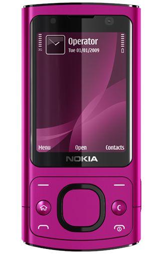 Nokia 6700 Slide Pink
