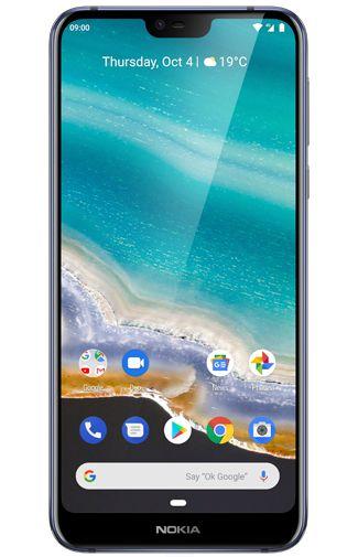 Productafbeelding van de Nokia 7.1 Dual Sim 64GB Blue
