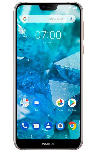 Productafbeelding van de Nokia 7.1 32GB Grey