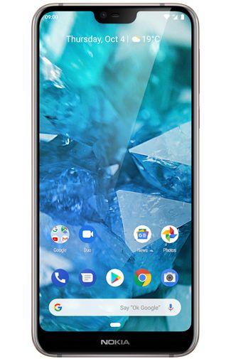 Productafbeelding van de Nokia 7.1 Dual Sim 32GB Grey