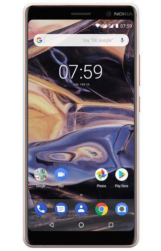 Productafbeelding Nokia 7 Plus White