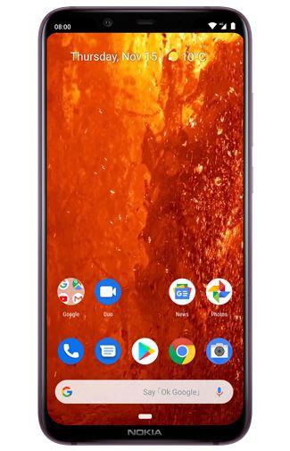 Productafbeelding van de Nokia 8.1
