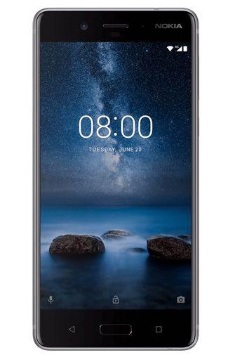 Nokia 8 Dual Sim Grey