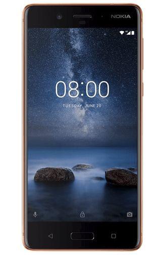 Productafbeelding van de Nokia 8 Dual Sim Copper