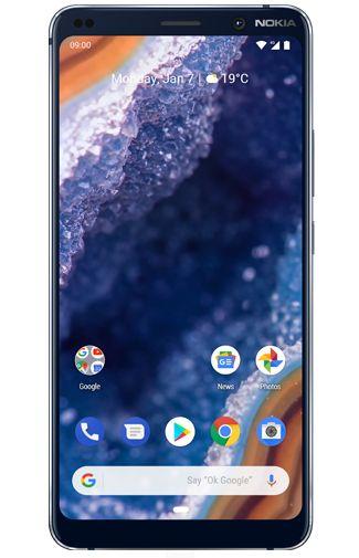 Productafbeelding van de Nokia 9 PureView Blue