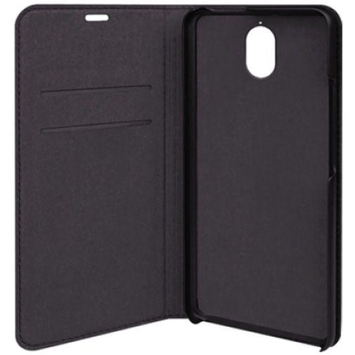 Nokia Slim Flip Case Black Nokia 3.1
