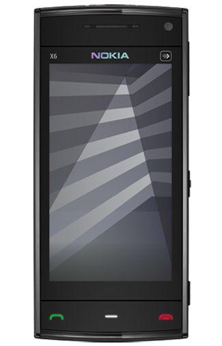 Nokia X6 Black + 16GB en Navigatie