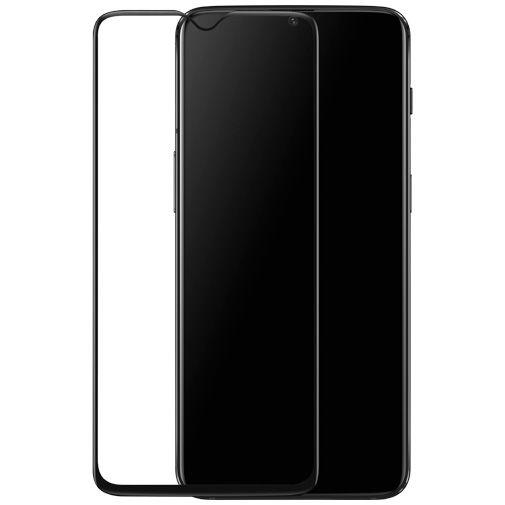 Productafbeelding van de OnePlus 3D Tempered Glass Screenprotector Black OnePlus 6T