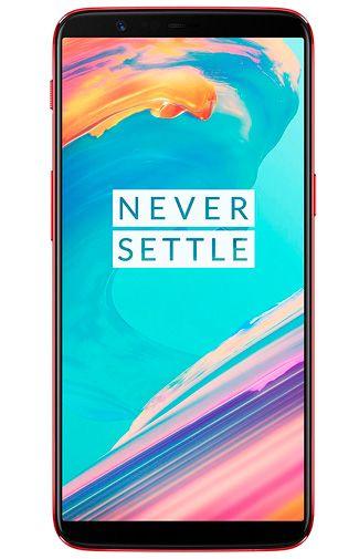 Productafbeelding van de OnePlus 5T 128GB Red