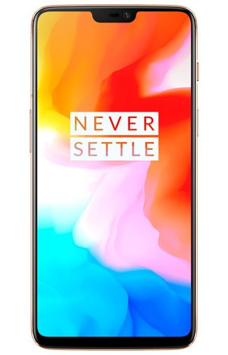 Productafbeelding van de OnePlus 6 128GB Silk White