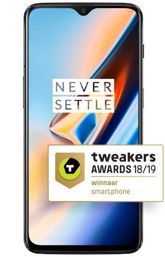 Productafbeelding van de OnePlus 6T 8GB/256GB Midnight Black