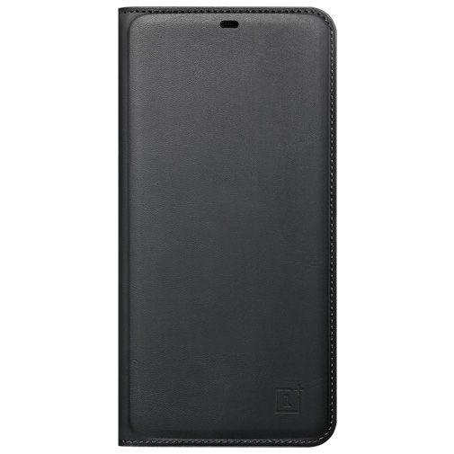 innovative design 19a0a bf371 OnePlus Flip Cover Black OnePlus 6