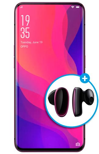 Productafbeelding OPPO Find X Red
