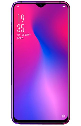Productafbeelding van de OPPO R17 128GB Purple
