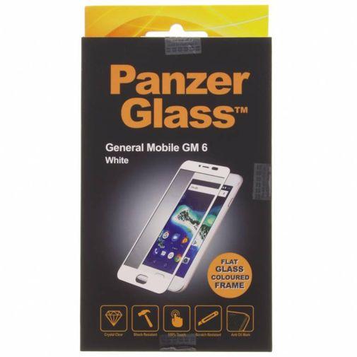 PanzerGlass Screenprotector White General Mobile GM6