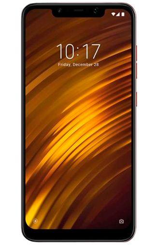 Productafbeelding van de Xiaomi Pocophone F1 64GB Red