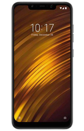 Productafbeelding van de Xiaomi Pocophone F1 64GB Black