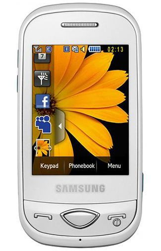 Samsung B3410 Star QWERTY Jade Green